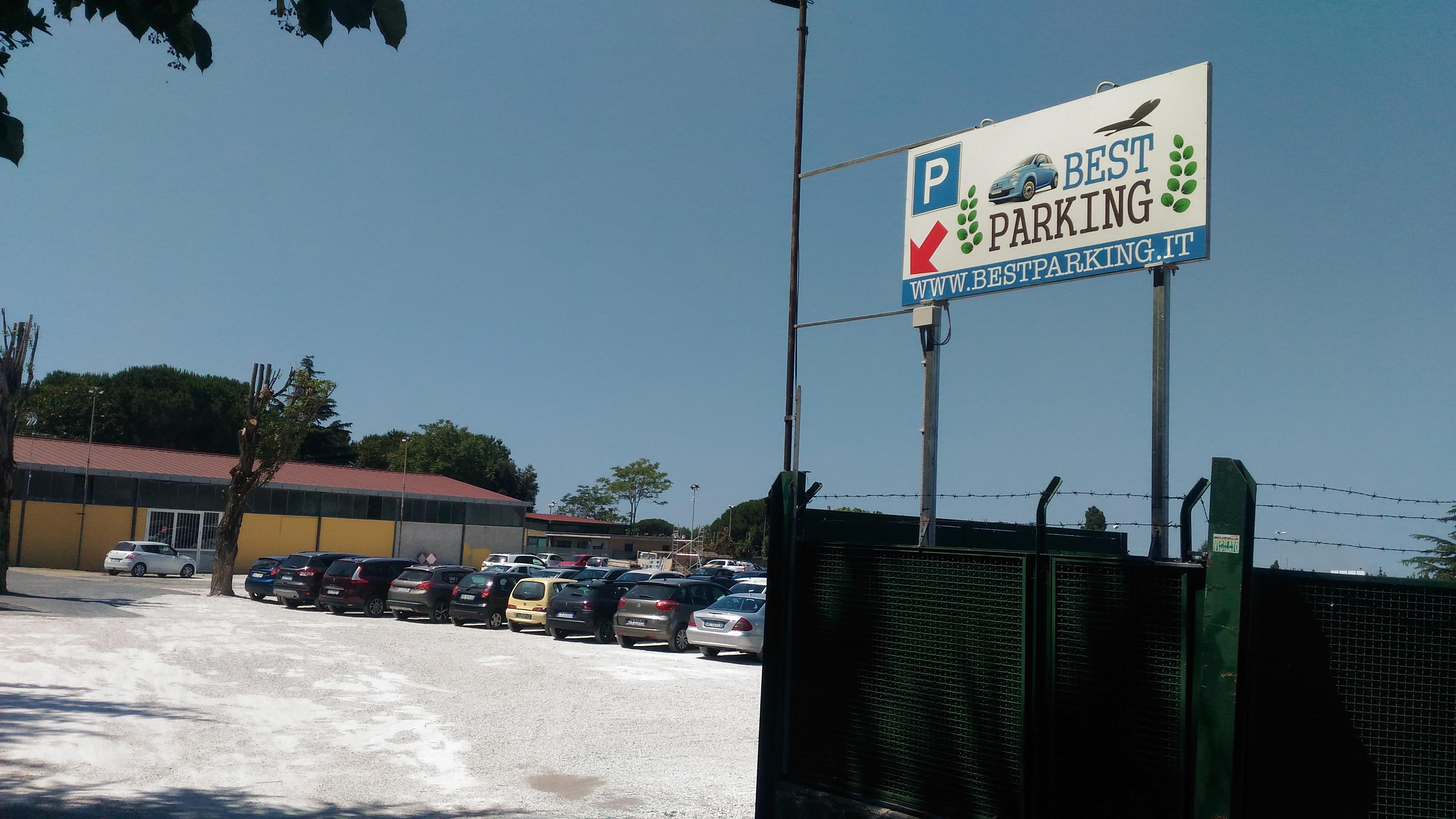 BestParking Parcheggio Ciampino staff qualificato